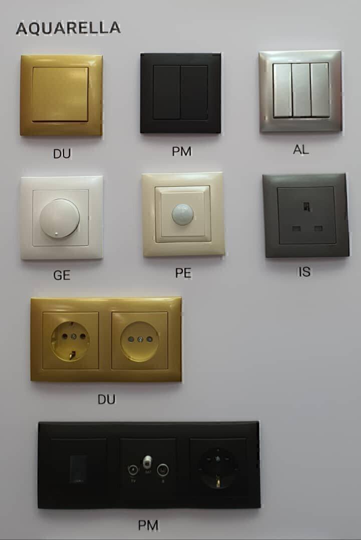کلید و پریز ایفاپل